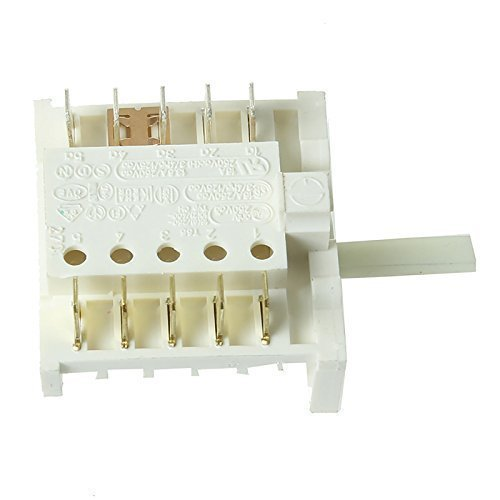 First4Spares Main Oven Cooker 5 Position Selector Switch For Kenwood CK405FFD, CK405