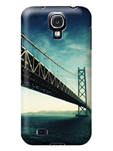 Durable hard TPU Phone Protection Case/cover fashionable New Style 3D Designed for SamSung Galaxy s4 by lolosakes