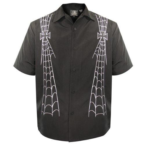 Iron Cross Biker Shirt - 7