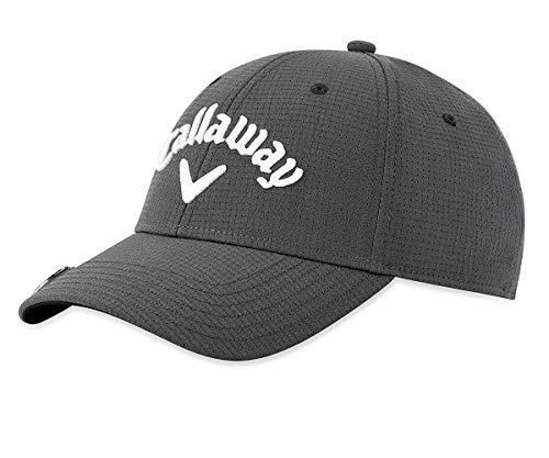 Callaway Golf 2019 Stitch Magnet Hat, Charcoal
