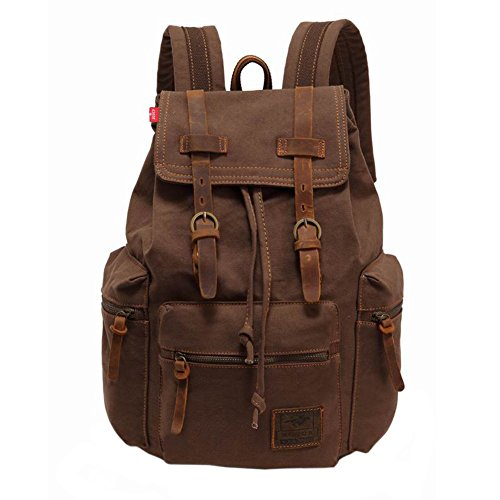 Women For Bag Wolu Backpack Coffee xvqF6wWSX