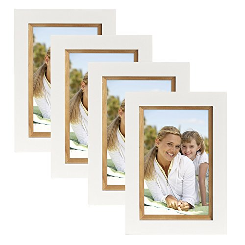Muse Picture Frame White Natural