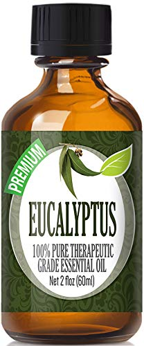 Eucalyptus Essential Oil 100%