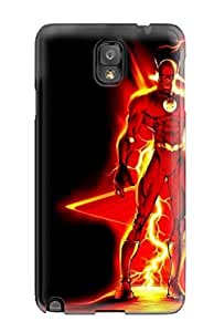 Hot Durable The Flash Back Case/cover For Galaxy Note 3