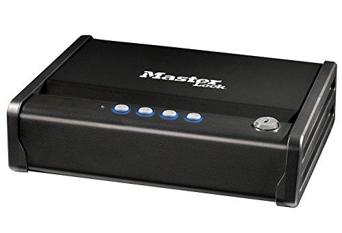 (SentrySafe Lock Boxes (MLD08E) fire chests,safes, 0.08 cu feet Black )