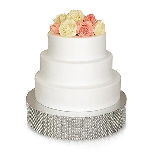 sc 1 st  Amazon.com & Wedding Cakes Plates: Amazon.com