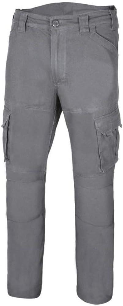 VELILLA - Pantalón Algodon Stretch Multibolsillos 103012S Hombre ...