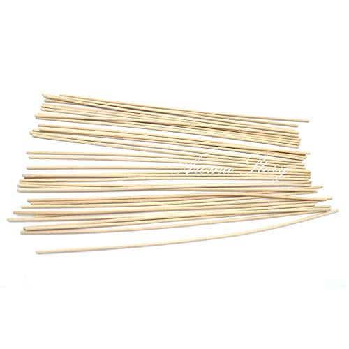 KaitoKyd Rattan Replacement Sticks 500Pcs/Lot 30Cmx3Mm Aromatic Sticks for Fragrance by KaitoKyd (Image #5)