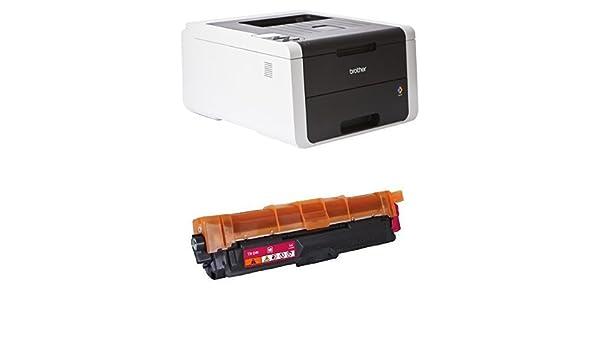 Brother HL-3150CDW - Impresora láser color (WiFi, LED, con ...