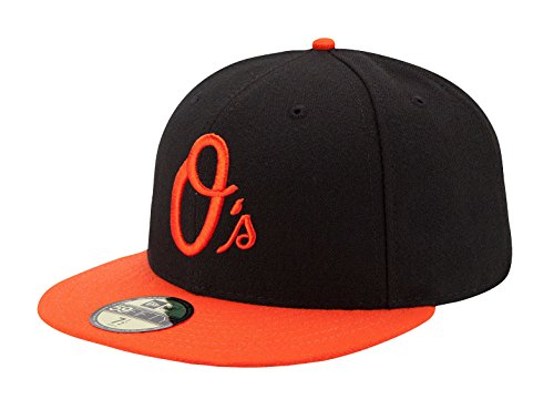 MLB Baltimore Orioles Alternate AC On Field 59Fifty Fitted Cap-712