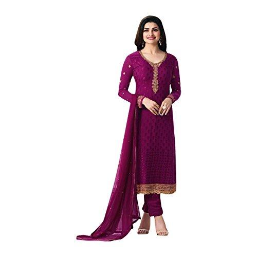 vestito indo designer Wear indiano abito Anarkali Salwar donne Party 338 Suit pakistano western musulmana C8wTZT5qf