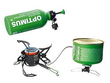 Optimus Polaris 0,4L Botella para Combustible 2019 Hornillos de Camping: Amazon.es: Deportes y aire libre