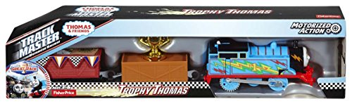 (Fisher-Price Thomas & Friends TrackMaster, Trophy Thomas)