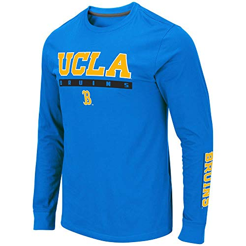 Colosseum Mens UCLA Bruins Guam Long Sleeve Tee Shirt for sale  Delivered anywhere in USA