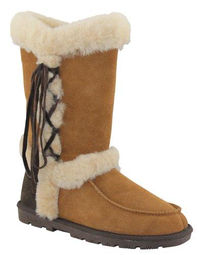 2711c1dff48 Amazon.com | Lamo Sheepskin Boots Women's Chestnut Sonic (5) | Boots