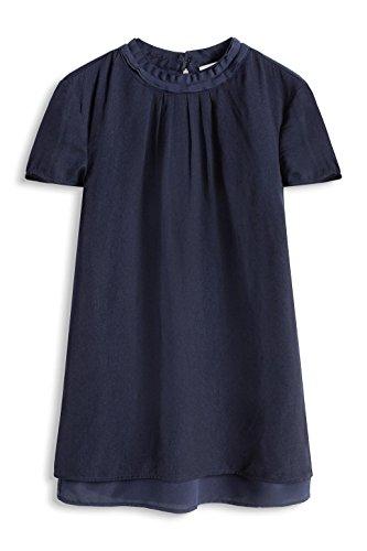 ESPRIT Collection Blusentop - Blusa Mujer Azul (Navy 400)