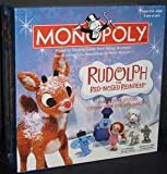 : Monopoly - The Rudolph The Red-Nosed Reindeer Collectors Edition (Bi-Logo)