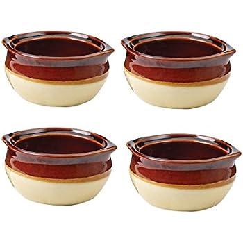 Amazon Com Tuxton Bws 1203 Vitrified China Onion Soup