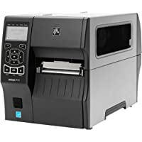 Zebra Technologies Corporation - Zebra Zt410 Direct Thermal/Thermal Transfer Printer - Monochrome - Desktop - Label Print - 4.09 Print Width - Peel Facility - 14 In/S Mono - 203 Dpi - Bluetooth - Usb - Serial - Ethernet - Lcd Product Category: Printers/Label/Receipt Printers