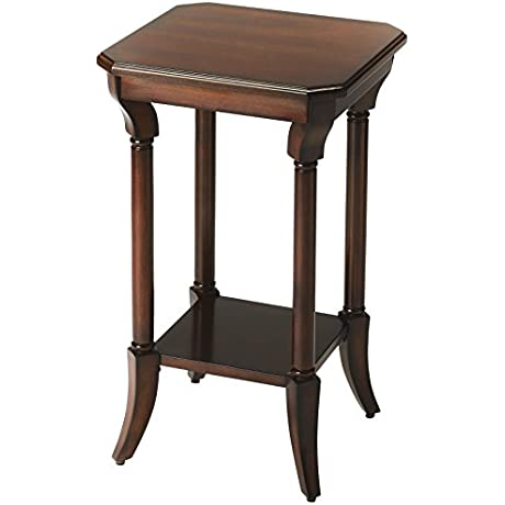 Butler Specialty Company 3628024 End Table Darla Plantation Cherry