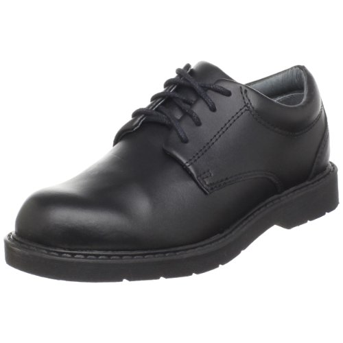 School Issue Scholar 5200 Uniform Shoe ,Black Leather,6 M US Big Kid ()