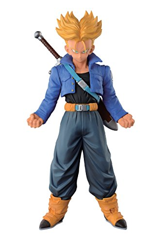 Banpresto Dragon 9 4 Inch Saiyan Trunks