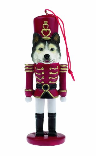 E&S Pets 35358-40 Soldier Dogs Ornament