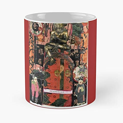 Asian Theme Fortune Cookie Saying Red - 11 Oz Coffee Mugs Unique Ceramic Novelty Cup, The Best Gift For Holidays.