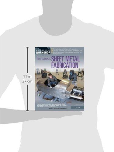 Professional Sheet Metal Fabrication (Motorbooks Workshop