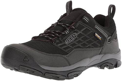 KEEN Men's Saltzman Waterproof Hiking Shoe
