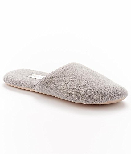 Arlotta Cashmere Slippers Accessory (8/9 Flannel Grey) from Arlotta