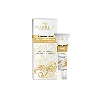 Rubelia Golden Beauty Revive and Lift Eye Serum Laboratoires Filorga Paris Hydra-Filler Pro-Youth Boosting Moisturizer, 1.69 fl. oz.