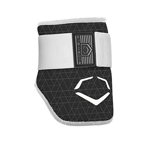 - EvoShield EvoCharge Batter's Elbow Guard - Youth, Black