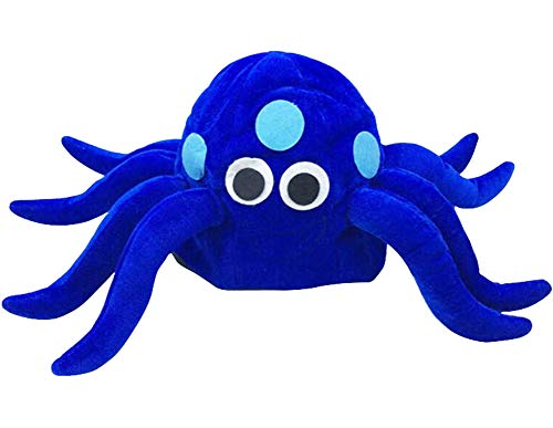 Bigbuyu Octopus Hat Funny Crazy Hats Halloween Festival Costume Party Hat Cap]()