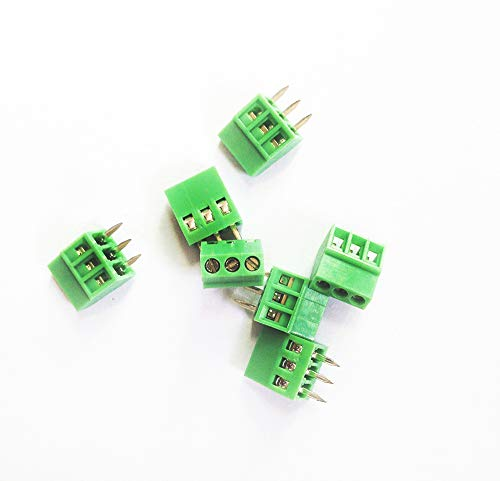 Best terminal block pcb 2.54 for 2019