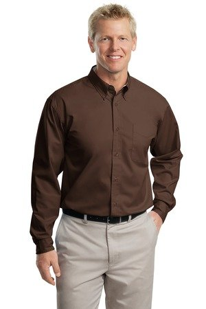 port-authority-long-sleeve-easy-care-shirt-coffee-bean-l