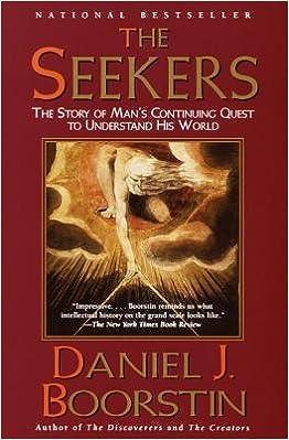 Seekers by Boorstin, Daniel J.