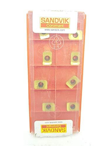 Sandvik Hartmetall-Einsätze L331.1A-054515H-WL 1025 Frässpitzen #SA2, 8 Stück