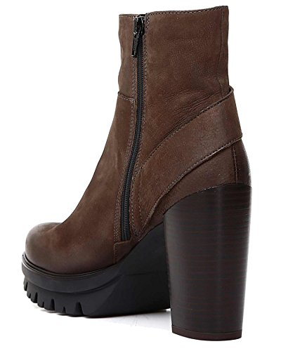 GRIGIO Cafe'Noir Women's Grey Boots TAUPE wxE64