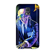 For Galaxy Case, High Quality Megadeth For Galaxy S5 Cover Cases