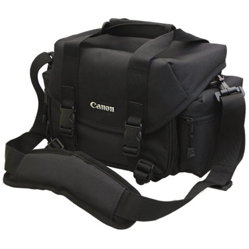 CANON D-SLR RF Mirrorless Shoulder Bag 9361 Black for Lens E