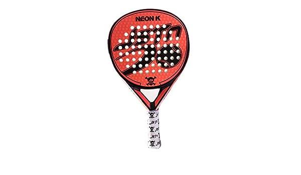 Just Ten Pala Padel Neon K 2018 Orange: Amazon.es: Deportes y aire ...
