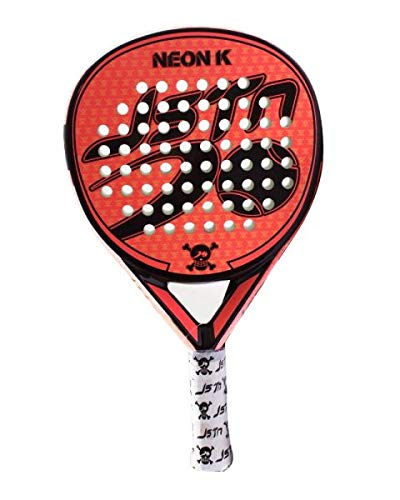 Just Ten Pala Padel Neon K 2018 Orange: Amazon.es: Deportes ...