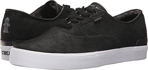 Circa Athletic Sneakers - C1RCA Circa Men's Kingsley Black/Charcoal Athletic Shoe