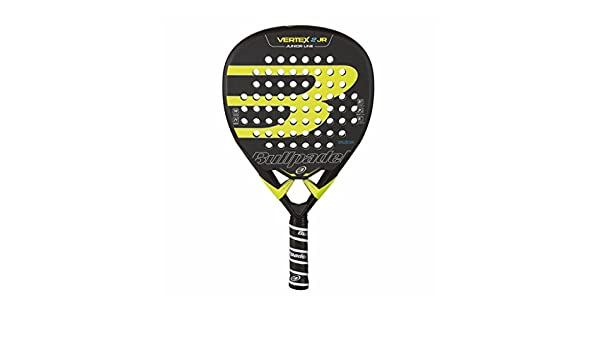 Pala de pádel de niños Vertex 2 Junior Boy 17 Bullpadel: Amazon.es ...