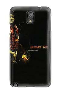 For Galaxy Note 3 Premium Tpu Case Cover Alexandre Pato Protective Case