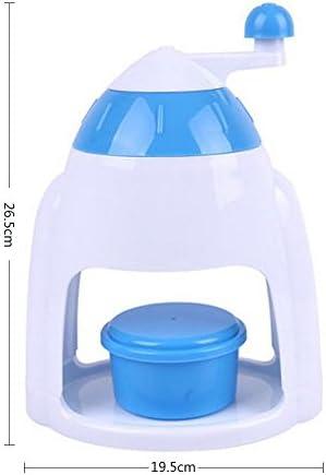 Broyeur à glace avec assorti Bol Glace manuel machine pour Home/Utilisation professionnelle