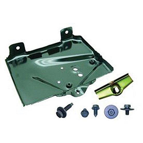 Firebird Battery Tray - Eckler's Premier Quality Products 75259044 Firebird Battery Tray Kit Complete
