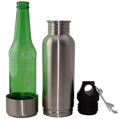 Bottle-Armour-Stainless-Steel-Bottle-Koozie-Insulator-with-Bottle-Opener