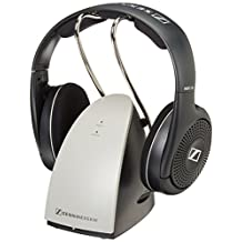 Sennheiser  RS120 On-Ear 926MHz Wireless RF Headphones with Charging Cradle